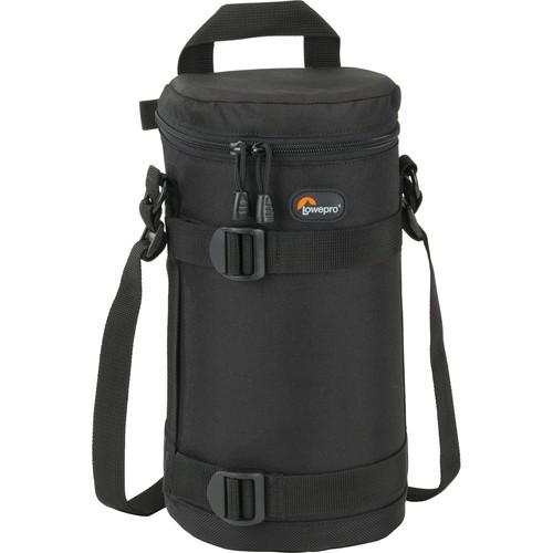 Lowepro Lens Case 11x26cm Objektivköcher - Schrägansicht