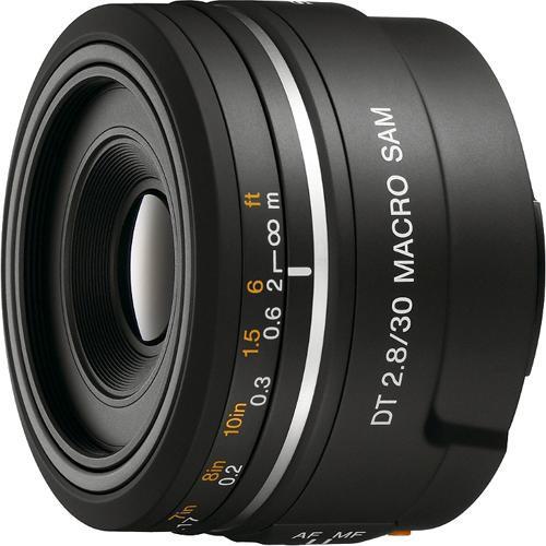 Sony SAL DT 30mm f/2.8 Macro SAM Objektiv