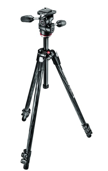Manfrotto MK290XTC3-3W Set mit 804 3-Wege-Neiger