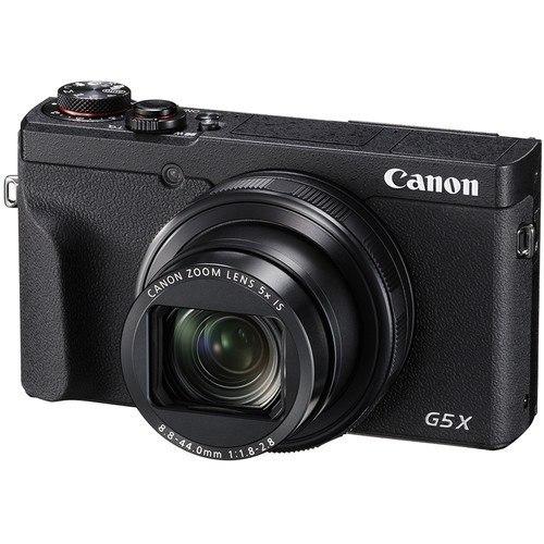 Canon PowerShot G5 X Mark II - Schrägansicht