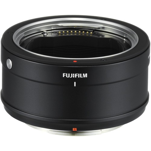 Fujifilm H Mount Adapter G - Frontansicht