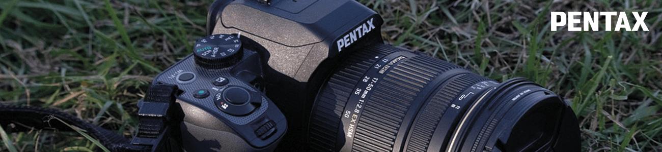 Kamera-Kamera-Marken-Pentax