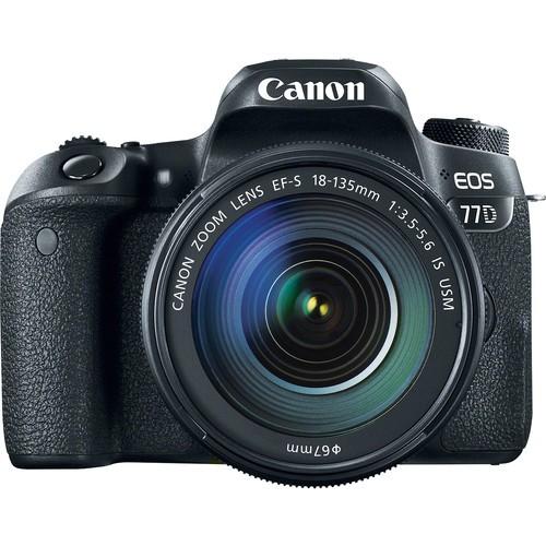 Canon EOS 77D Kit - Frontansicht