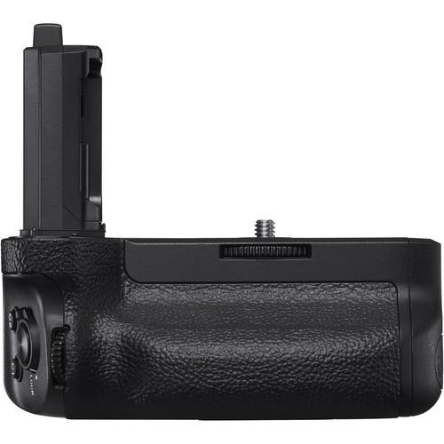 Sony VG-C4EM Batteriegriff - Frontansicht