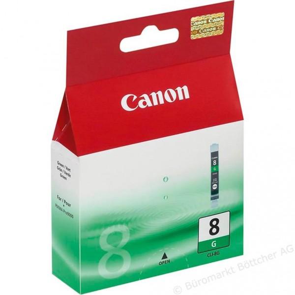 Canon CLI-8G Tintenpatrone grün