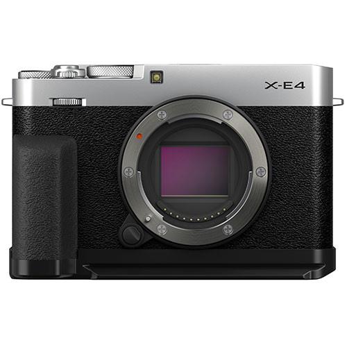 Fujifilm X-E4 Gehäuse silber