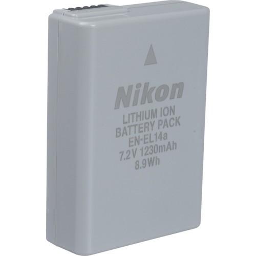 Nikon EN-EL14A/EL14 Li-Ion Akku