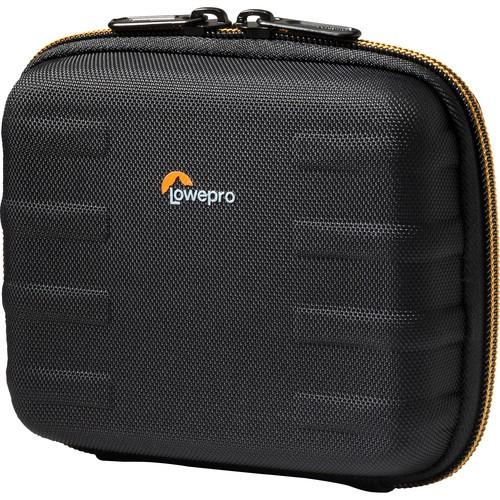 Lowepro Santiago 30 II Kameratasche schwarz - Schrägansicht