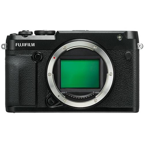 Fujifilm GFX 50R Gehäuse - Frontansicht