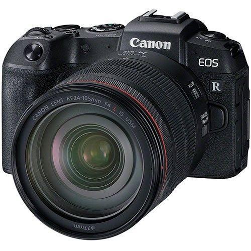 Canon EOS RP Kit - Schrägansicht