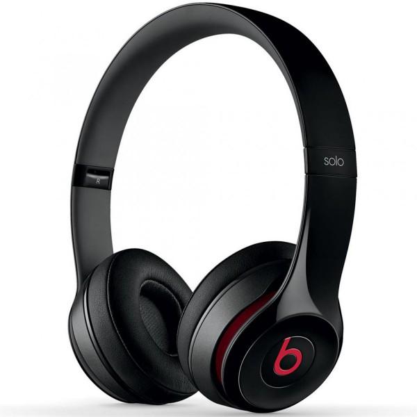 Beats by Dr. Dre Solo² Kopfhörer schwarz