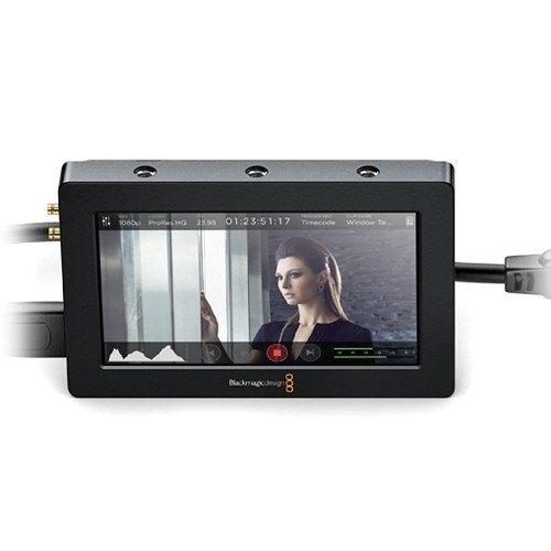 Blackmagic Design Video Assist HDMI/6G-SDI Recorder - Frontansicht