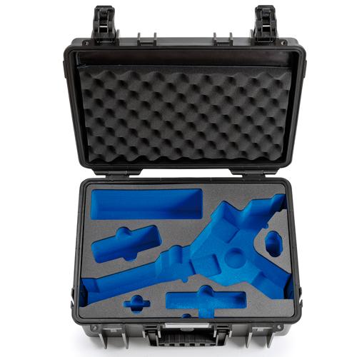 B&W Outdoor Case Typ 5000 für DJI Ronin-S - Innenansicht