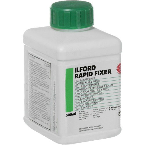 Ilford Rapid Fixer, Fixierbad 500ml (HYPAM)