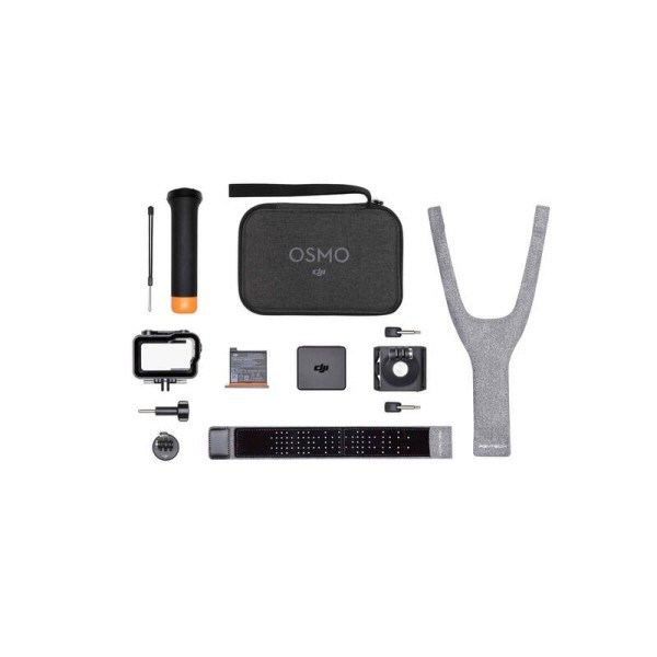 DJI Osmo Action Diving Kit - Frontansicht