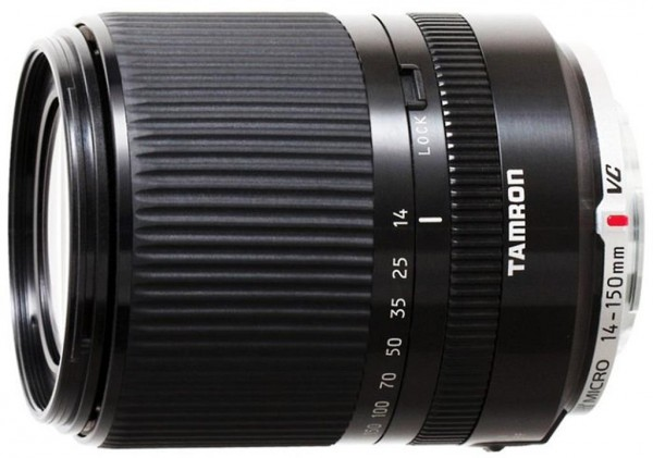Tamron 14-150mm f/3.5-5.8 Di III Objektiv für Micro-Four-Thirds