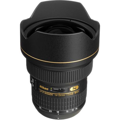 Nikon AF-S 14-24mm f/2.8 G ED Objektiv