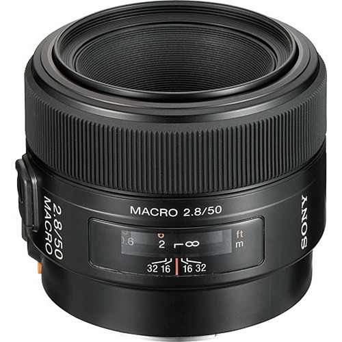 Sony SAL 50mm f/2.8 Macro Objektiv