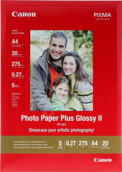 Canon PP-201 Fotopapier A4 20 Blatt (270g/qm)