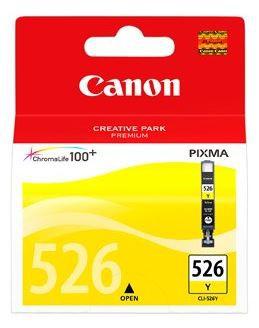 Canon CLI-526Y Tintenpatrone gelb