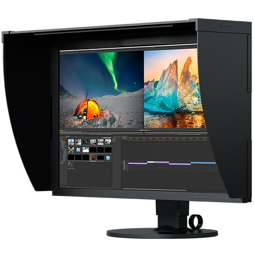 Eizo ColorEdge CG279X IPS Monitor - Schrägansicht