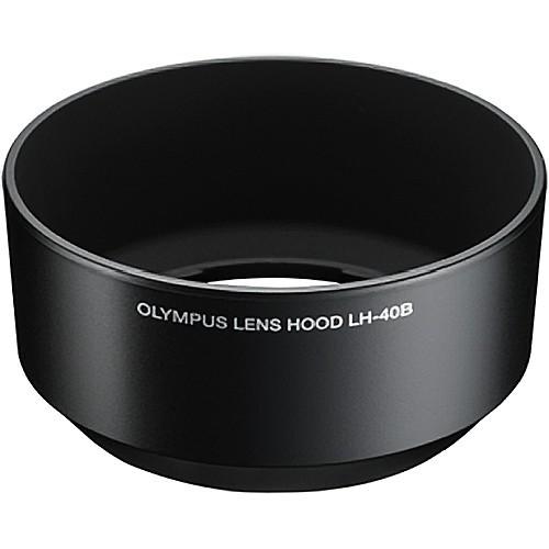 Olympus LH-40B Gegenlichtblende