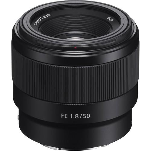 Sony FE 50mm f/1.8 Objektiv