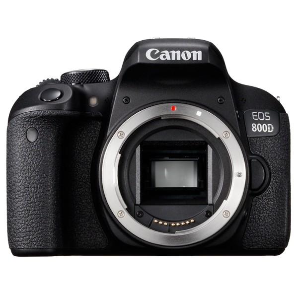 Canon EOS 800D Gehäuse - Frontansicht