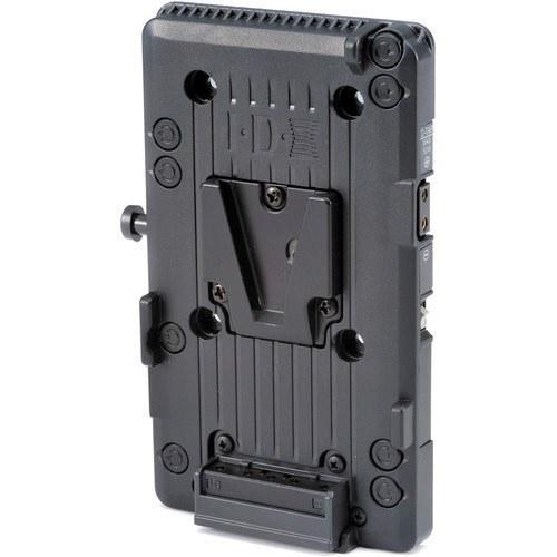 Blackmagic URSA VLock Battery Platte - Frontansicht