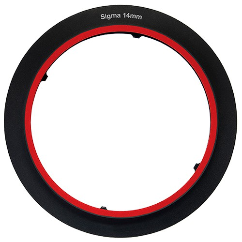 Lee Filters SW150 Adapter-Ring für Sigma Art 14mm f/1.8 Objektiv - Topansicht