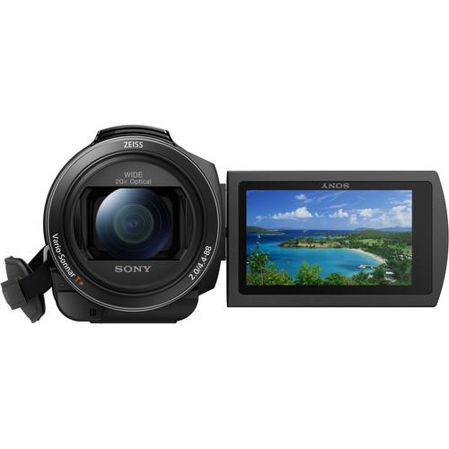 Sony FDR-AX43 UHD 4K Handycam