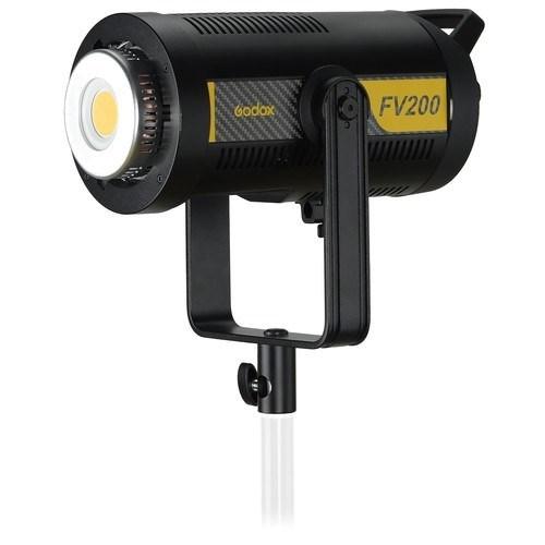 Godox FV200 High Speed Sync Blitz (200W) - Schrägansicht
