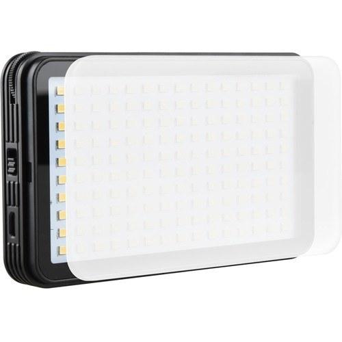 Godox LEDM150 Mobiles LED Licht - Schrägansicht