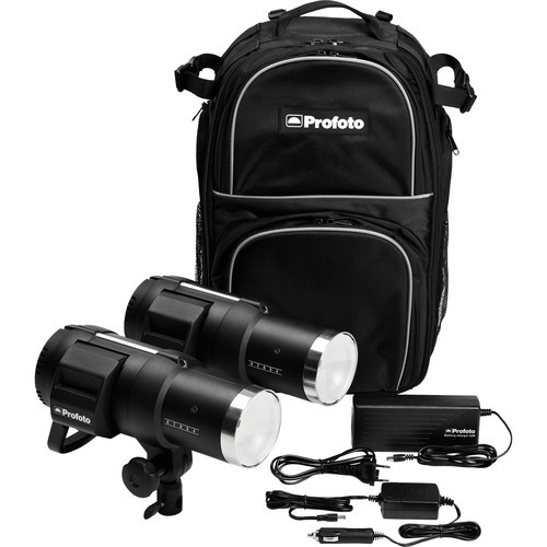 Profoto B1X 500 AirTTL 2-Light Location Kit - Lieferumfang