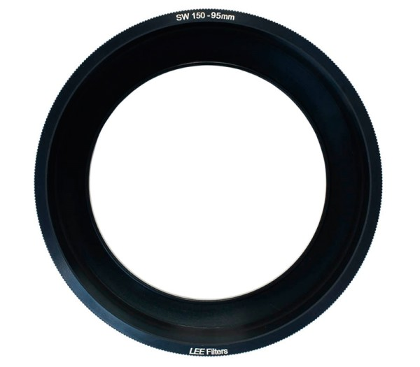 Lee Filters SW150 Adapter Ring 95mm - Frontansicht