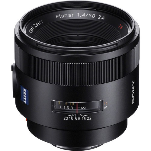 Sony SAL 50mm f/1.4 ZA SSM Planar T* Objektiv