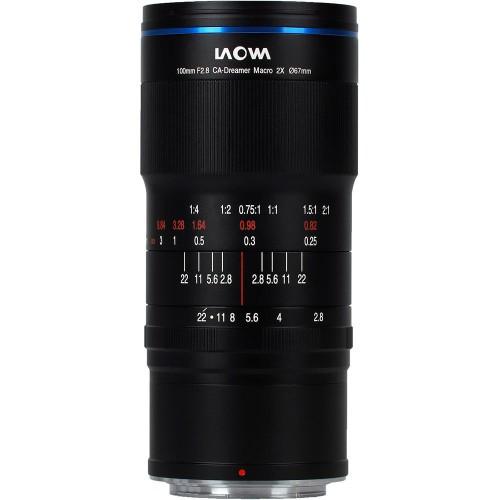 Laowa 100mm f/2.8 2x Ultra Macro APO Objektiv für Nikon Z