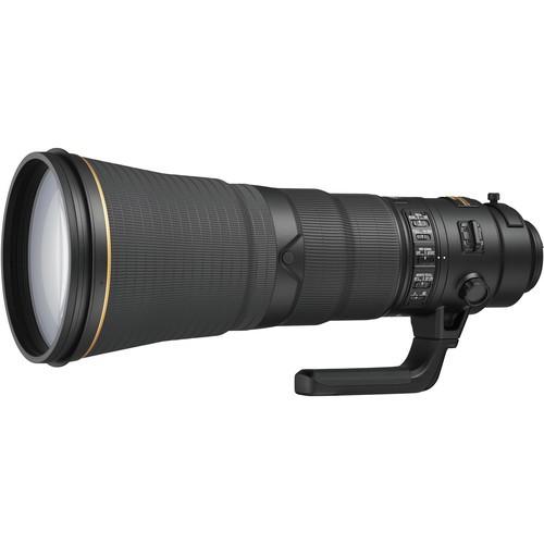 Nikon AF-S Nikkor 600mm f/4.0 E FL ED VR Objektiv