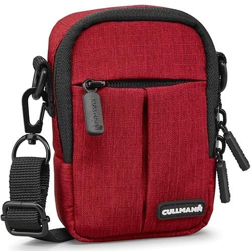 Cullmann Malaga Compact 300 Kompaktkamera-Tasche rot