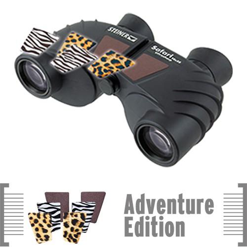 Steiner Safari 10x25 Ultrasharp Fernglas (Adventure Edition)