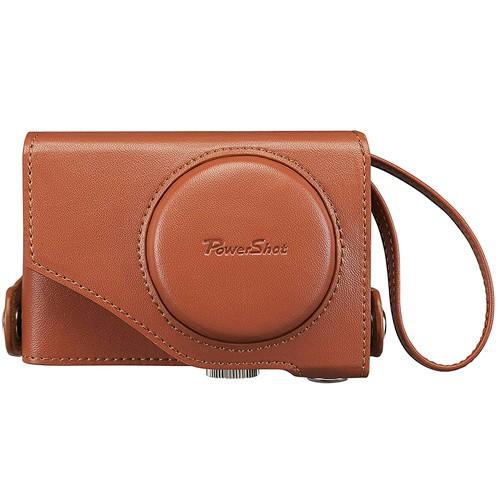 Canon DCC-1900 Kameratasche für Powershot S10/S110/S200 braun
