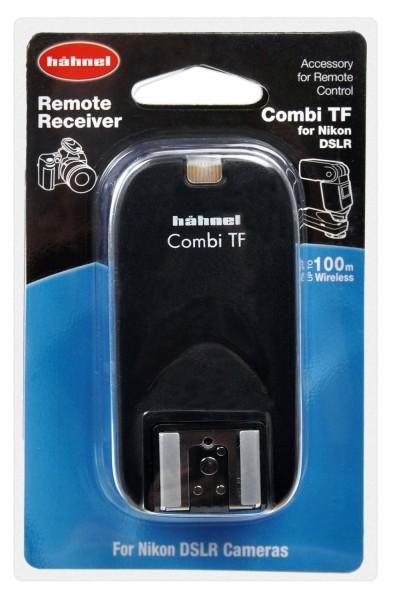 Hähnel Empfänger für Combi TF Funkfernauslöser für Nikon