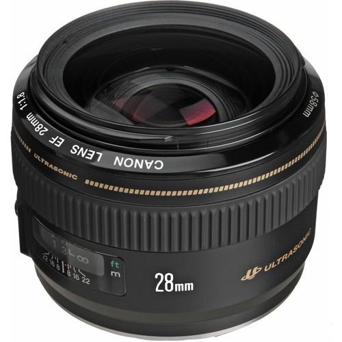 Canon EF 28mm f/1.8 USM Objektiv