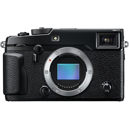 Fujifilm X-PRO2 Gehäuse - Frontansicht