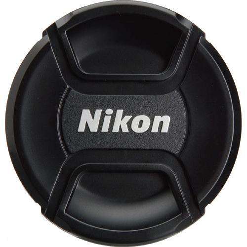 Nikon 62mm Objektivdeckel (LC-62) - Frontansicht