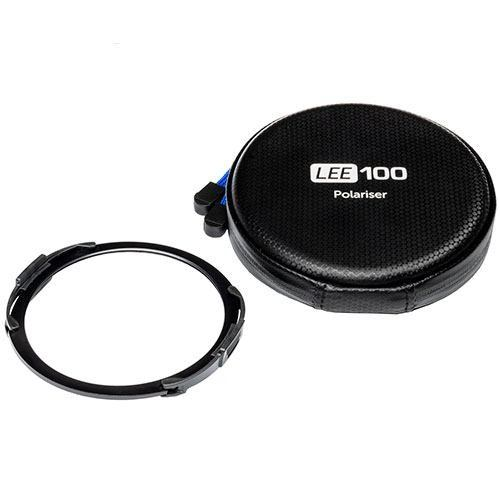 Lee Filters 100 105mm Landscape Polfilter Adapterring - Frontansicht