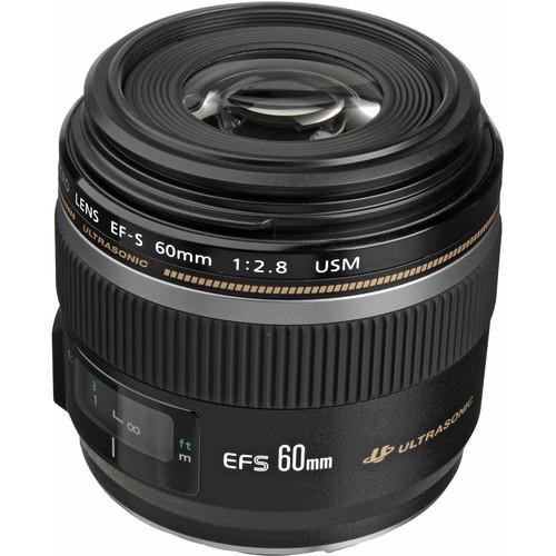 Canon EF-S 60mm f/2.8 Macro USM Objektiv