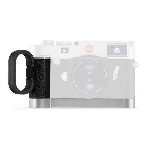 Leica Handgriff silber für Leica M10 (24019) - Detailansicht