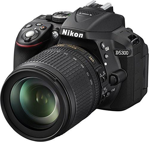 Nikon D5300 Kit mit 18-105mm Objektiv