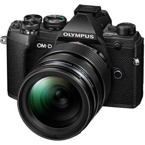 Olympus OM-D E-M5 Mark III Kit - Schrägansicht